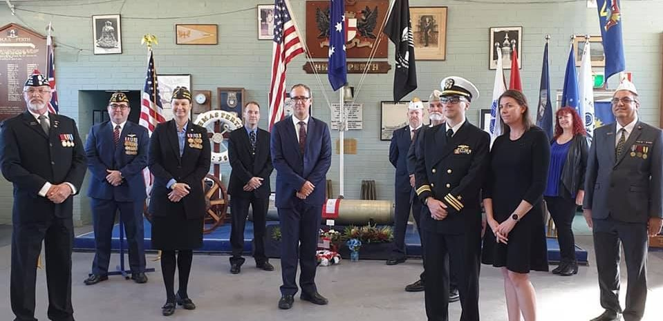 2020 VFW Post 12163 Memorial Day Ceremony